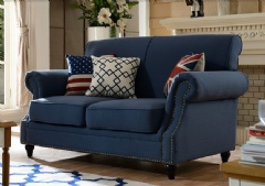 Amercan country style love seat